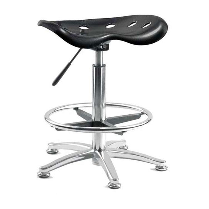 Teknik Tek Black Draughter Stool (OF5004ST-BLK)