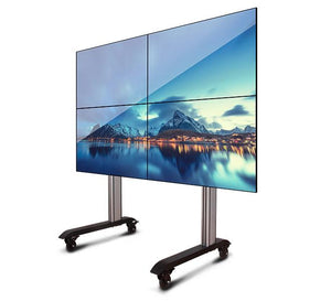 B-Tech BT8371 - Video Wall Stand for 2 x 2 Display Wall