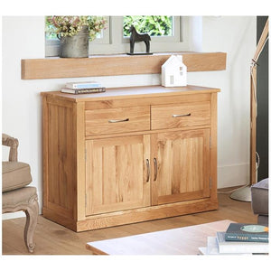 Baumhaus Mobel Oak Small Sideboard  (COR02D)