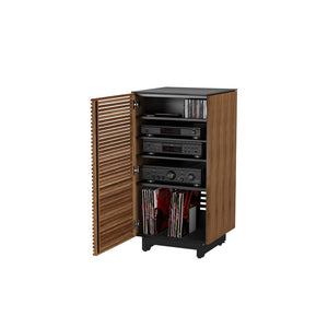 BDI Corridor 8172 Natural Walnut Audio Tower