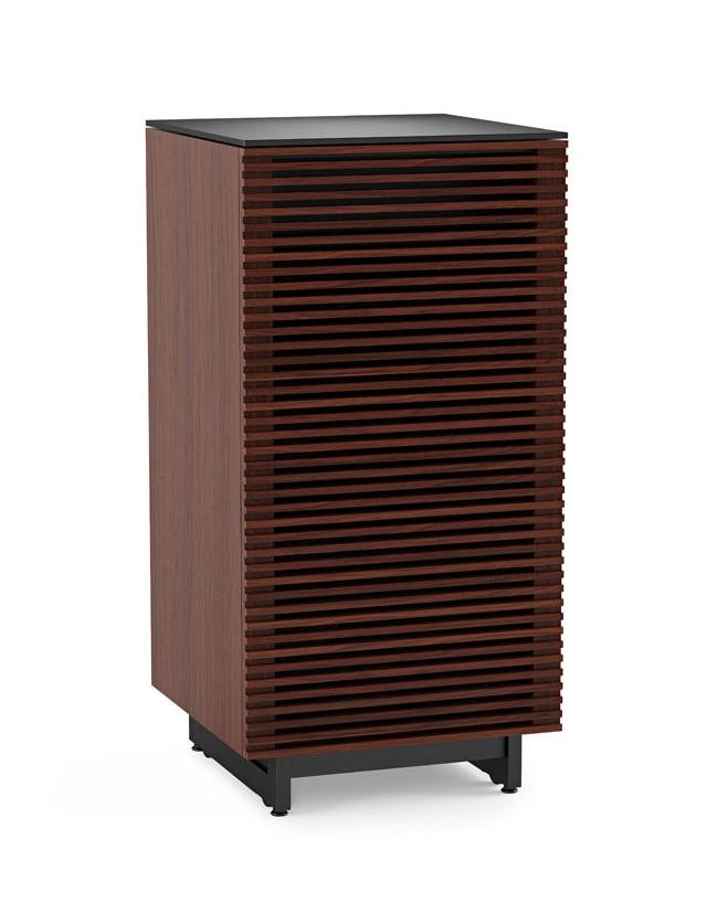 BDI Corridor 8172 Chocolate Walnut Audio Tower