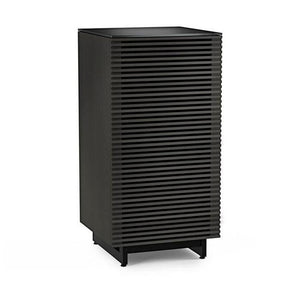 BDI Corridor 8172 Charcoal Stained Ash Audio Tower