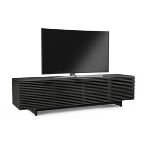 BDI Corridor 8173 Charcoal Stained Ash TV Cabinet
