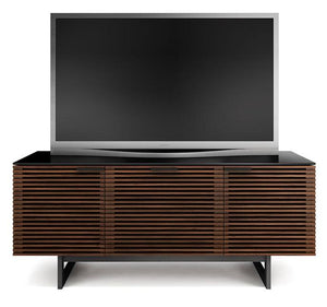 BDI Corridor 8177 Chocolate Walnut TV Cabinet