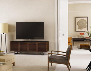 BDI Corridor 8179 Chocolate Walnut TV Cabinet