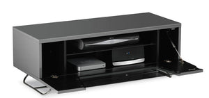 Alphason Chromium 2 Grey TV Stand (CRO2-1000CB-GRY)