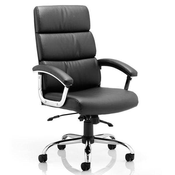 Dynamic Desire Executive Office Chair in Black