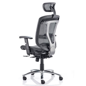 Dynamic Mirage II Executive Mesh Office Chair with Headrest
