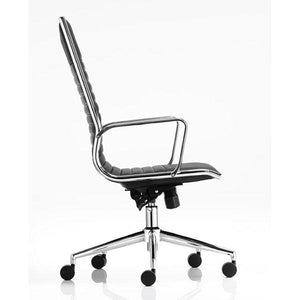 Dynamic Ritz Executive Office Chair in Black