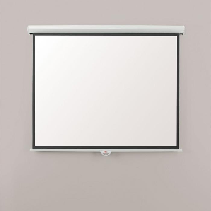 Eyeline EEV30W 225cm x 300cm Motorised Projector Screen - Video Screen Format (4:3)