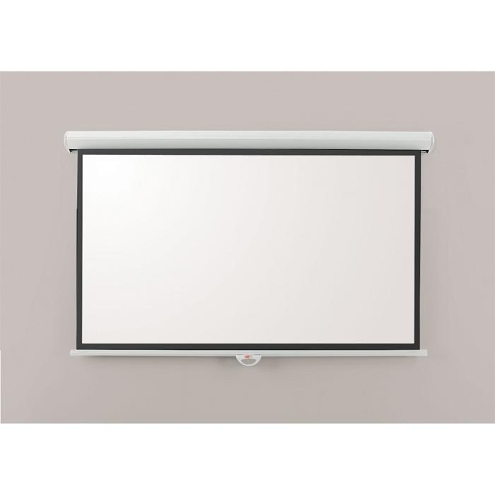 Eyeline EEW16W 160cm x 90cm Motorised Projector Screen - Wide Screen Format (16:9)
