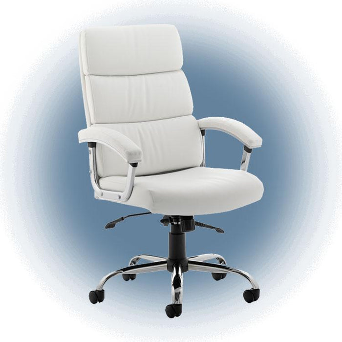 Dynamic Desire Executive Office Chair in White