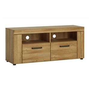 Furniture To Go Cortina 2 Drawer TV Cabinet In Grandson Oak (4325056)