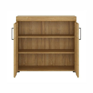 Furniture To Go Cortina 2 Door Cabinet In Grandson Oak (4324156)