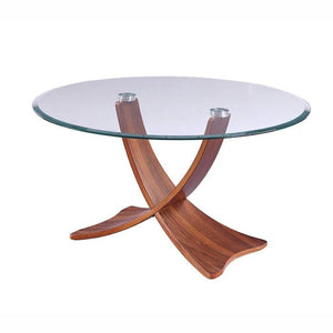 Jual Siena Walnut Coffee Table (JF308)