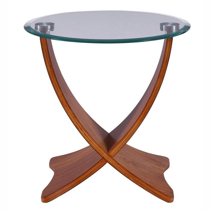 Jual Siena Walnut Lamp Table (JF309)