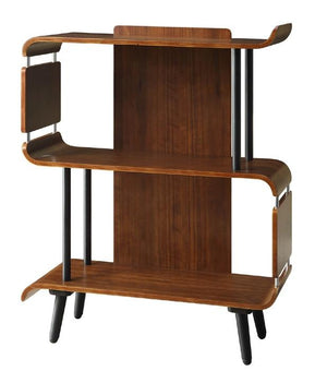 Jual Vienna PC611 Walnut Bookcase