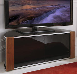 MDA Designs Sirius 850 Walnut TV Stand