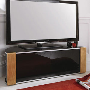 MDA Designs Sirius 1200 Oak TV Stand