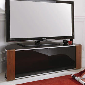 MDA Designs Sirius 1200 Walnut TV Stand
