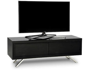 MDA Designs Tucana Hybrid Gloss Black TV Stand