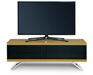 MDA Designs Tucana Hybrid Oak TV Stand