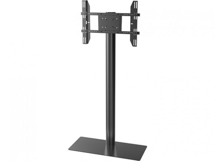 Multibrackets M Display Stand 180 Single Black With Floorbase