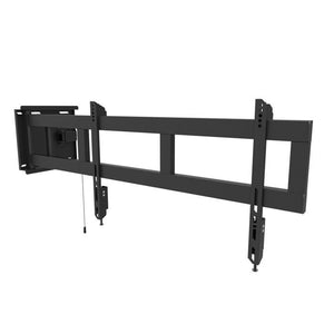 Multibrackets M Universal Swing Arm TV Bracket 180 Degrees Large Black