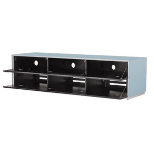 Optimum Project 1600GG Fjord Blue Enclosed TV Cabinet
