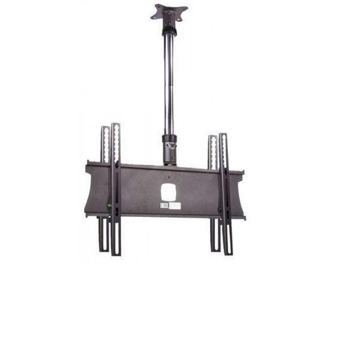 Unicol KP110DB Back to Back TV Ceiling Bracket with Tilt for 40 to 70 inch TV