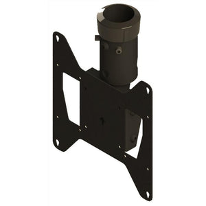 Unicol SCV1B Black Column Screen Mount