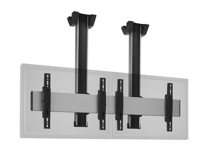 Vogels CE2X1 - Twin Screen TV Ceiling Mount