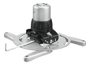 Vogels PPC 2500 Silver Heavy Duty Projector Ceiling Mount