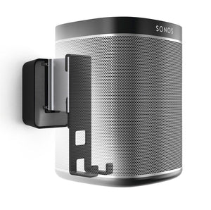 Vogels Sound 4201 Black Wall Bracket For Sonos PLAY:1