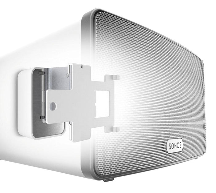 Vogels Sound 4203 White Wall Bracket For Sonos PLAY:3