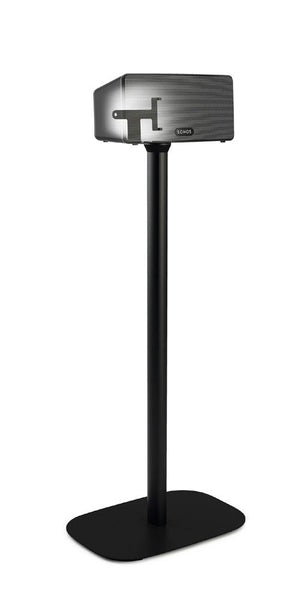 Vogels Sound 4303 Black Speaker Floor Stand For Sonos PLAY:3