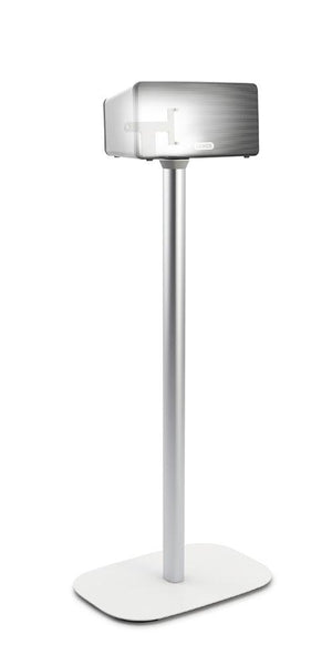 Vogels Sound 4303 White Speaker Floor Stand For Sonos PLAY:3