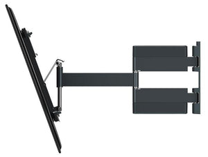 Vogels THIN 445 Black Ultra Thin TV Wall Bracket for TVs up to 55 inch