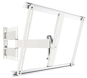 VOGELS THIN 545 White Ultra Thin Articulating Wall Bracket for TV Screens up to 65 inch