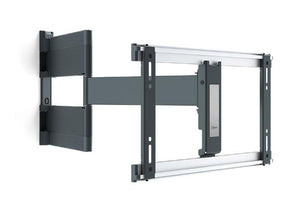VOGELS THIN 546 Black Ultra Thin Full Motion TV Wall Bracket for OLED TV Screens up to 65 inch