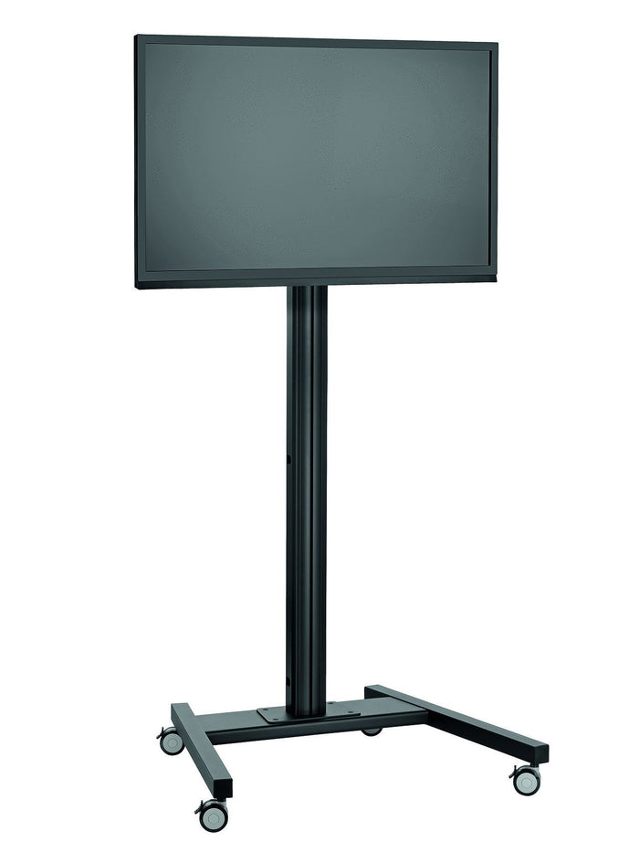 Vogels T1844 Tall Mobile TV Trolley with Tilt for screens up to 65 inch