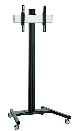 Vogels T1544 Tall Mobile TV Trolley with Tilt for screens up to 65 inch