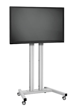 Vogels TD1584 Tall Mobile TV Trolley for Extra Large Screens