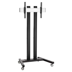 Vogels TD2084 Tall Mobile TV Trolley for Extra Large Screens