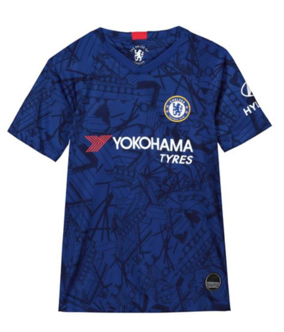sports shoes 11bec dcb37 Azpilicueta Chelsea 19/20 Youth Home Jersey
