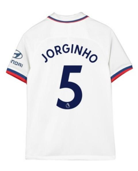 the best attitude f84fe 21ce9 Jorginho Chelsea Youth 19/20 Away Jersey