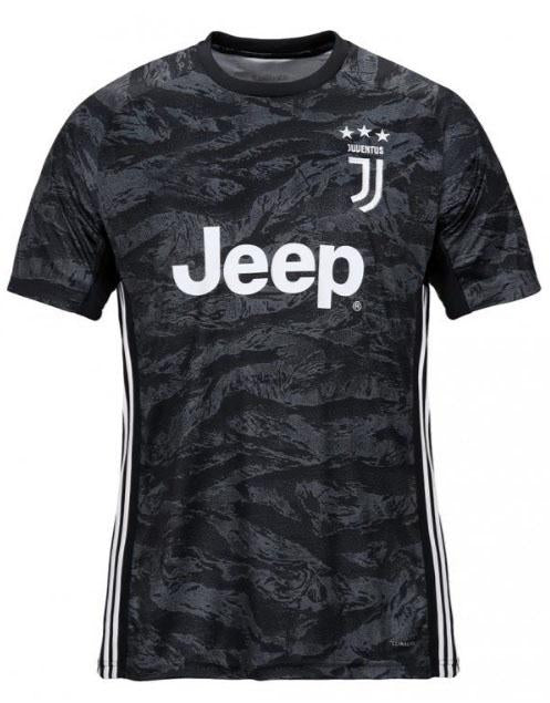 buy popular d7fe7 d654c Gianluigi Buffon Juventus 19/20 Goalkeeper Home Jersey
