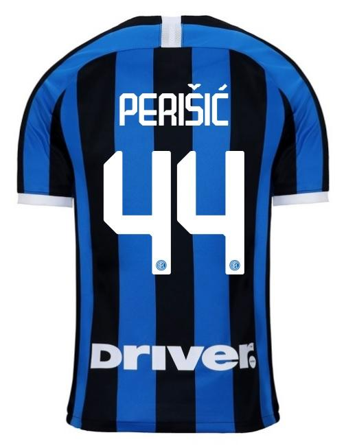 innovative design dc5f5 a6deb Inter Milan Ivan Perisic 19/20 Home Jersey