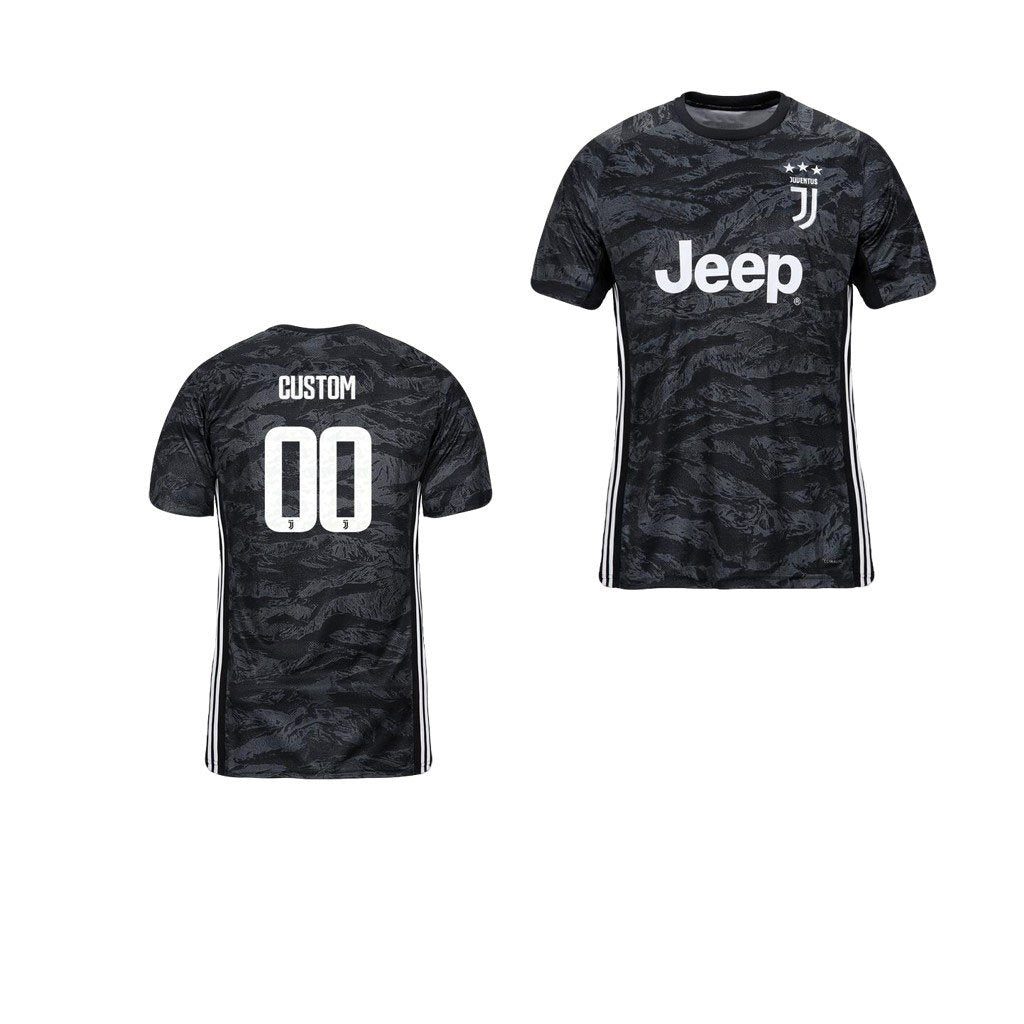 new style 192bb 63f82 Juventus Custom Youth 19/20 Goalkeeper Jersey