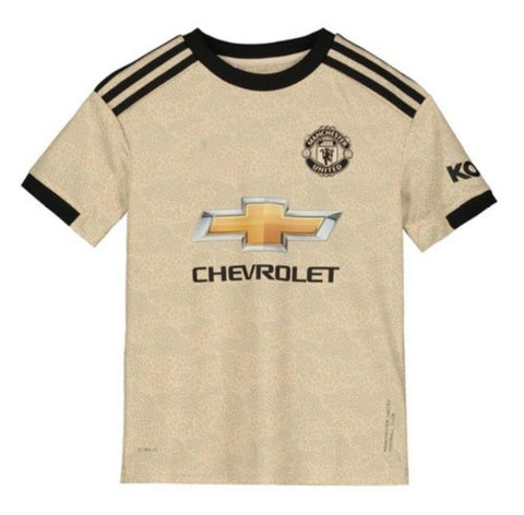 the best attitude 78880 63635 Paul Pogba Manchester United Youth 19/20 Away Jersey